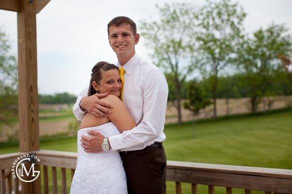 Brad & Alyssa Wed-10
