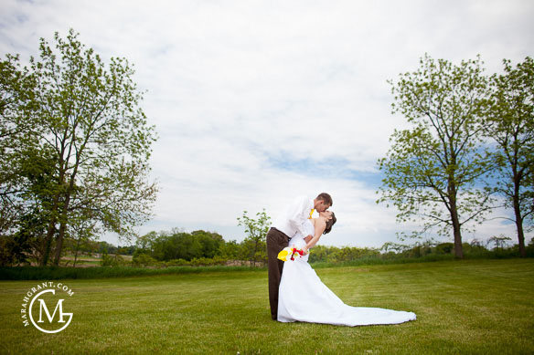 Brad & Alyssa Wed-12