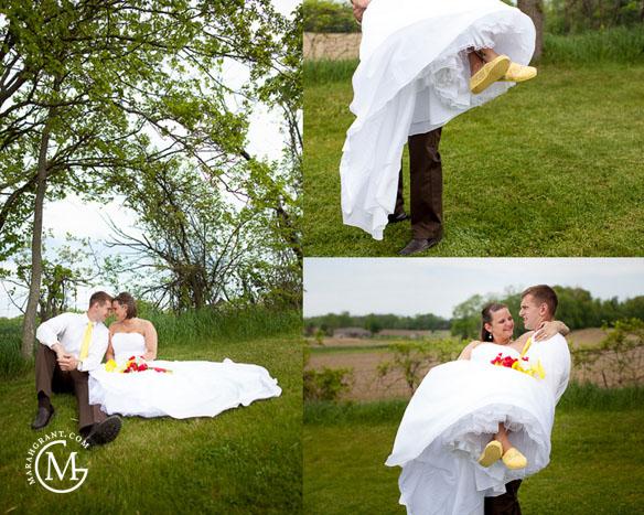 Brad & Alyssa Wed-14