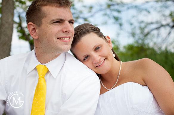 Brad & Alyssa Wed-16