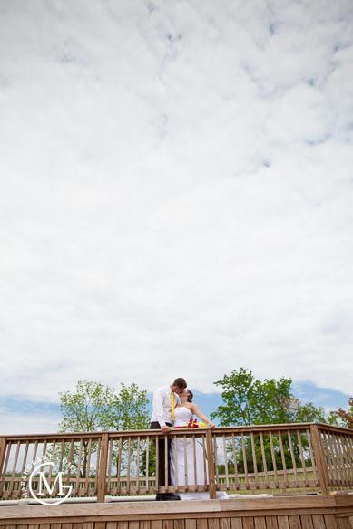 Brad & Alyssa Wed-21