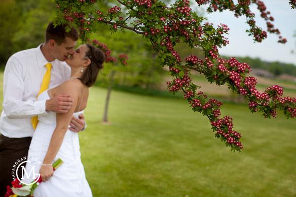 Brad & Alyssa Wed-23