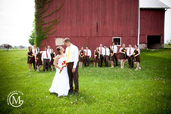 Brad & Alyssa Wed-29