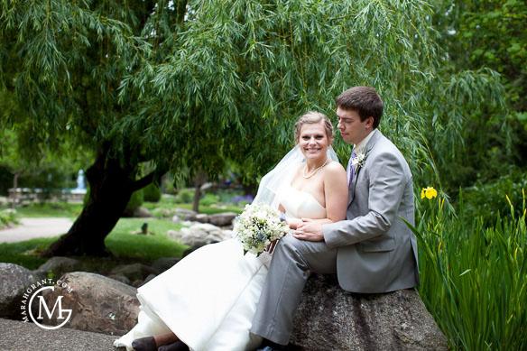 Caleb & Jenn Wed-19