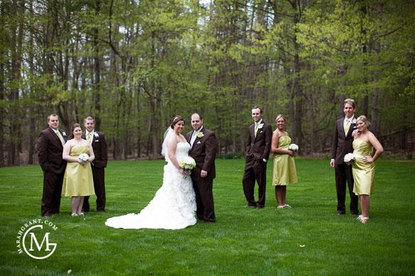 Dillon & Kristi Wed-18