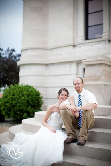 Wes & Sarah Wed-26