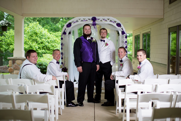 Montel Wedding-23