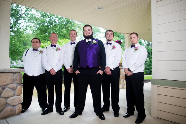 Montel Wedding-25