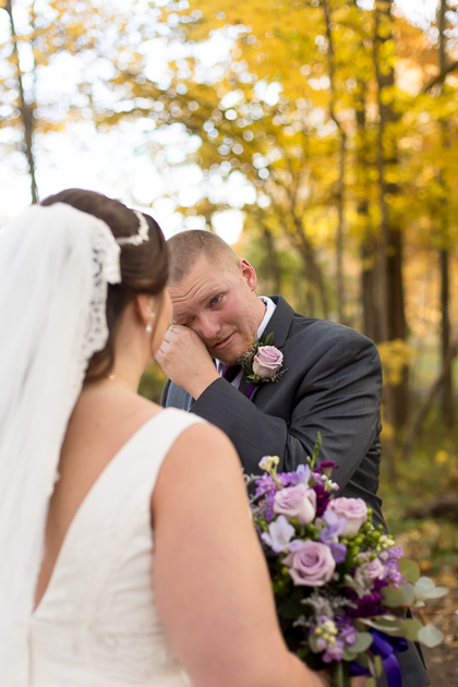 Aaron & Dani: Back 40 Bourbon Indiana Wedding - Marah ...